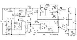 锂电池电路的工作原理